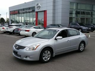 Used 2012 Nissan Altima Sedan 2.5 S CVT for sale in Mississauga, ON