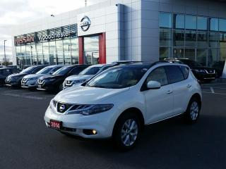 Used 2014 Nissan Murano SL AWD CVT for sale in Mississauga, ON