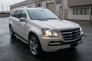 Used 2011 Mercedes-Benz GL-Class 7 Passenger, Luxury SUV, Langley Locaiton for sale in Langley, BC