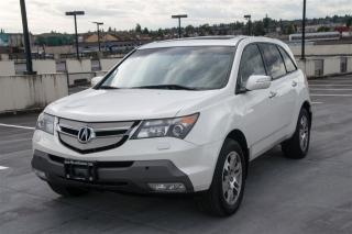 Used 2008 Acura MDX Sporty SUV, Langley Location. for sale in Langley, BC