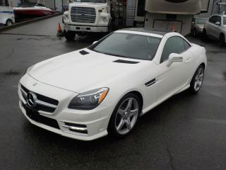 Used 2012 Mercedes-Benz SLK350 Hard Top Convertible for sale in Burnaby, BC