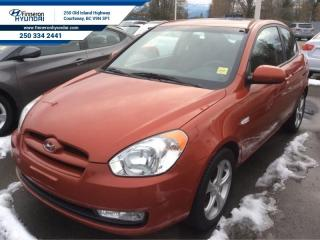 Used 2010 Hyundai Accent GL Sport for sale in Courtenay, BC