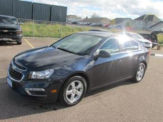 Used 2015 Chevrolet Cruze 2LT for sale in Arnprior, ON