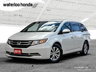 Used 2016 Honda Odyssey EX Bluetooth, Back Up Camera and More! for sale in Waterloo, ON