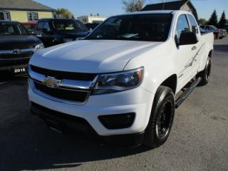Used 2015 Chevrolet Colorado WORK READY LT MODEL 4 PASSENGER 2.5L - DOHC.. TWO-WHEEL.. EXT-CAB.. SHORT BOX.. AUX/USB INPUT.. BACK-UP CAMERA.. for sale in Bradford, ON