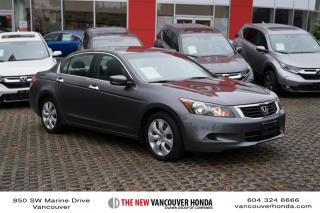 Used 2008 Honda Accord Sdn EX V6 at for sale in Vancouver, BC