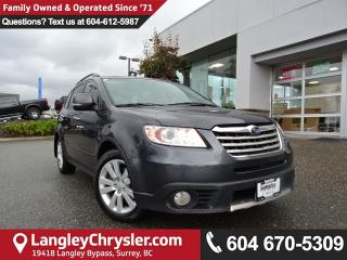 Used 2008 Subaru Tribeca Base 5-Passenger *DEALER INSPECTED*PROFESSIONALLY DETAILED* for sale in Surrey, BC