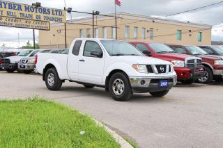 Used 2008 Nissan Frontier XE for sale in Brampton, ON