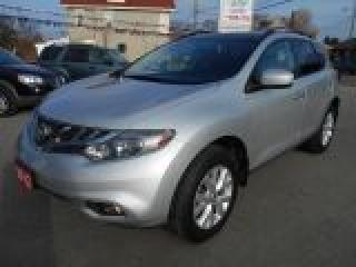 Used 2012 Nissan Murano SV for sale in Guelph, ON