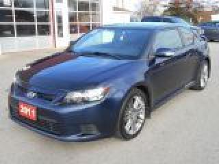 Used 2011 Scion tC LEATHER/PANORAMIC ROOF for sale in Guelph, ON