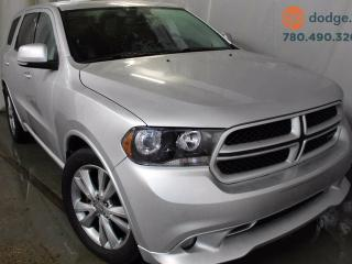 Used 2011 Dodge Durango R/T All Wheel Drive ONE OWNER / AMAZING CONDITION! for sale in Edmonton, AB