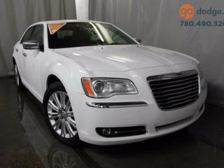 Used 2011 Chrysler 300C All Wheel Drive / Garmin Navigation / Panoramic Sunroof / Rear Back Up Camera for sale in Edmonton, AB