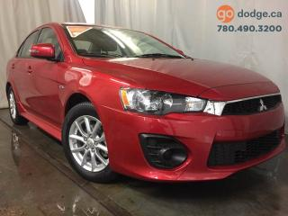 Used 2016 Mitsubishi Lancer SE AWD GREAT FOR WINTER! for sale in Edmonton, AB