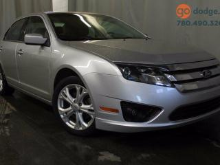 Used 2012 Ford Fusion SE for sale in Edmonton, AB
