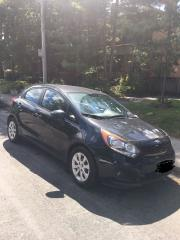 Used 2013 Kia Rio LX for sale in Toronto, ON