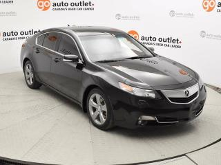 Used 2013 Acura TL BASE for sale in Edmonton, AB
