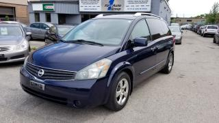 Used 2007 Nissan Quest S for sale in Etobicoke, ON