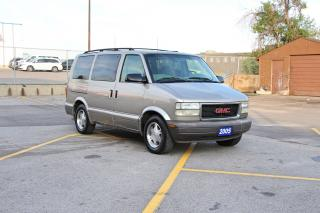 Used 2005 GMC Safari SLT for sale in Brampton, ON
