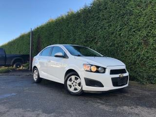 Used 2015 Chevrolet Sonic LT 4dr FWD Sedan for sale in Surrey, BC