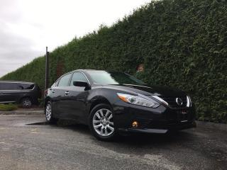 Used 2016 Nissan Altima 2.5 S + BLUETOOTH + BACK-UP CAMERA + NO EXTRA DEALER FEES for sale in Surrey, BC