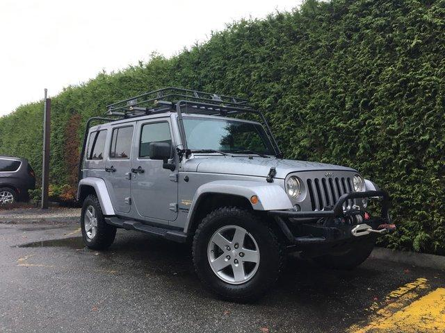 Jeep Connectivity Group >> Used 2014 Jeep Wrangler Unlimited Sahara 4x4 Connectivity