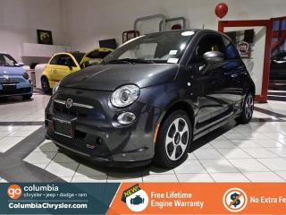 Used 2015 Fiat 500E Battery Electric for sale in Richmond, BC