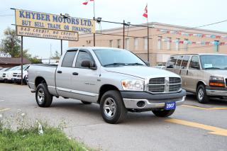 Used 2007 Dodge Ram 1500 SLT for sale in Brampton, ON
