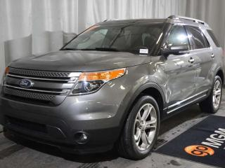 Used 2014 Ford Explorer LIMITED for sale in Red Deer, AB