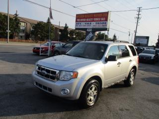Used 2010 Ford Escape XLT AWD JUST ARRIVED!!! for sale in Scarborough, ON