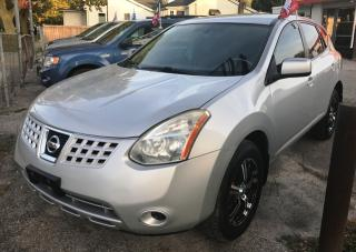 Used 2008 Nissan Rogue S 2WD for sale in St Catharines, ON