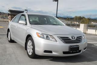 Used 2009 Toyota Camry HYBRID Hybrid, Coquitlam Location - 604-298-6161 for sale in Langley, BC