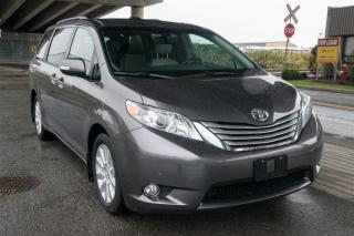 Used 2014 Toyota Sienna XLE 7 Passenger Loaded Rear DVD for sale in Langley, BC