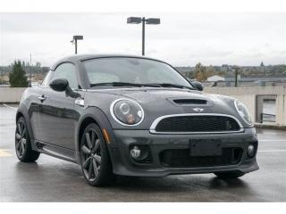 Used 2012 MINI Cooper S Turbo Hardtop Convertible Only 35,000Km for sale in Langley, BC