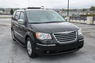 Used 2010 Chrysler Town & Country Limited  for sale in Langley, BC