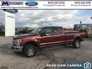Used 2017 Ford F-250 Super Duty Lariat  REMOTE START - TOW CAMERA - BLIS - NAV for sale in Kincardine, ON