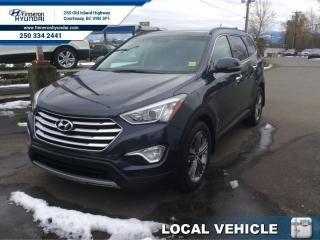 Used 2014 Hyundai Santa Fe XL Limited AWD  low Mileage, Panoramic Sunroof, Leather, Navigation for sale in Courtenay, BC