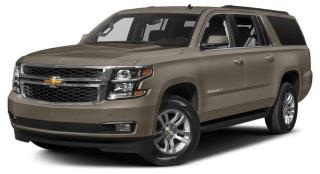 New 2018 Chevrolet Suburban LT for sale in Port Coquitlam, BC