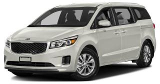 New 2018 Kia Sedona LX for sale in Newmarket, ON