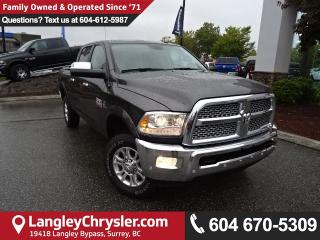 Used 2016 Dodge Ram 3500 Laramie for sale in Surrey, BC