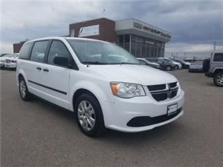 Used 2015 Dodge Grand Caravan SE Rear Stow AND GO !!! for sale in Concord, ON