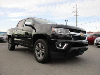 Used 2015 Chevrolet Colorado LT for sale in Kingston, ON