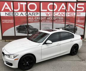 Used 2013 BMW 328 i xDrive 328XI-ALL CREDIT ACCEPTED for sale in Scarborough, ON