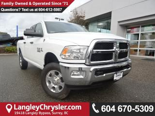 Used 2017 Dodge Ram 3500 SLT *DEMO CLEAR OUT* ACCIDENT FREE* for sale in Surrey, BC