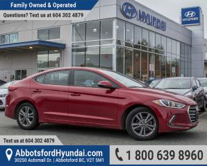 Used 2017 Hyundai Elantra GL BC OWNED & GREAT CONDITION for sale in Abbotsford, BC