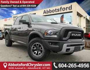 Used 2017 Dodge Ram 1500 Rebel for sale in Abbotsford, BC