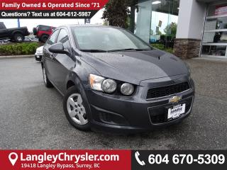 Used 2013 Chevrolet Sonic LT Auto for sale in Surrey, BC