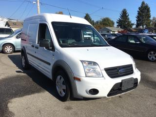 Used 2011 Ford Transit Connect 114.6  XLT w/rear door privacy glass for sale in Surrey, BC