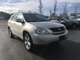 Used 2007 Lexus RX 350 AWD 4dr for sale in Coquitlam, BC