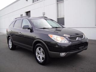 Used 2007 Hyundai Veracruz LIMITED AWD-7 PASS,HEATED LEATHER,REAR DVD for sale in North York, ON