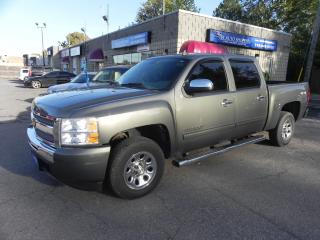 Used 2011 Chevrolet Silverado 1500 LS * CHEYENNE * CREW * 4 X 4 for sale in Windsor, ON